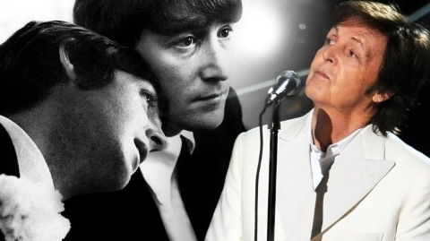 The Beatles Polska: Paul McCartney uczcił 75 urodziny Johna Lennona