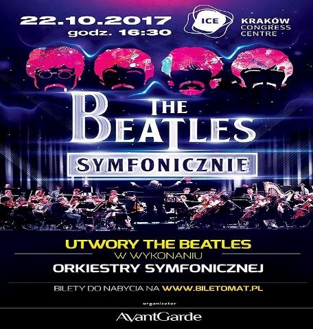 The Beatles Polska: The Beatles symfonicznie w ICE Kraków – zapowiedź