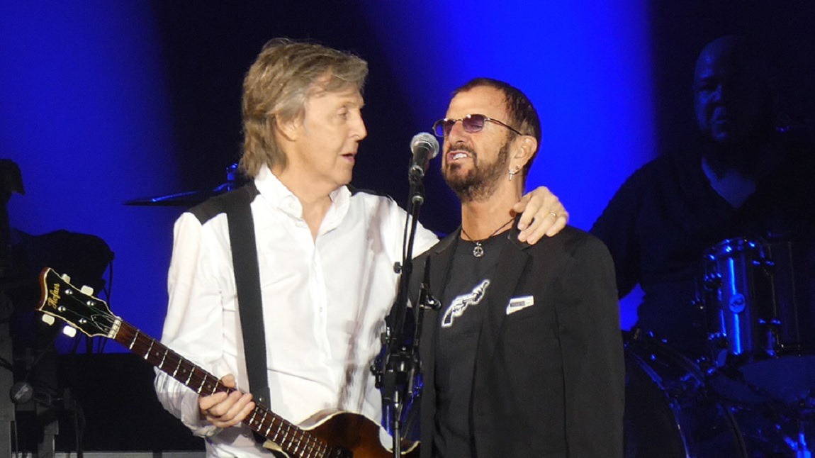 The Beatles Polska: Paul i Ringo znowu razem na ostatnim koncercie w ramach trasy Freshen Up