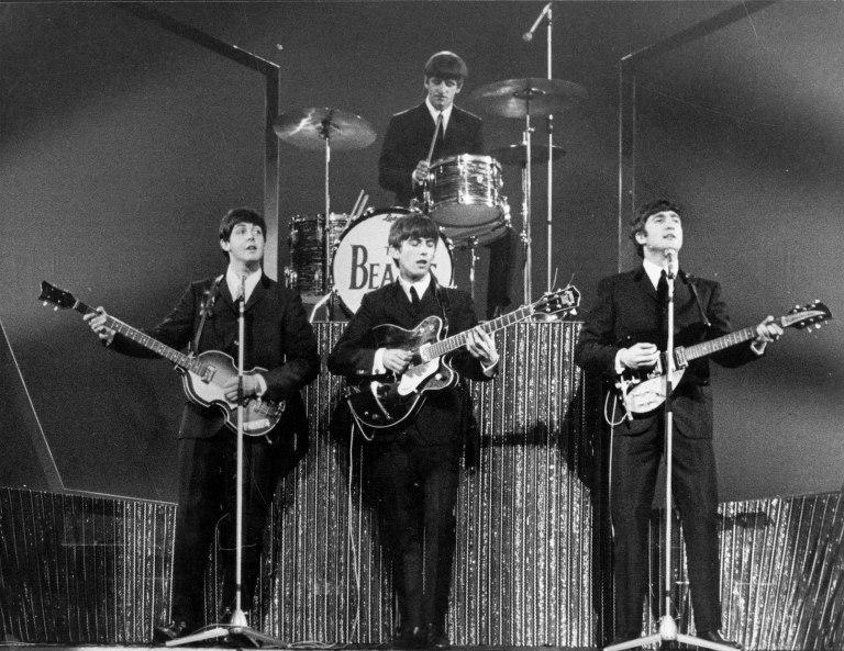 The Beatles Polska: Sunday Night At The London Palladium