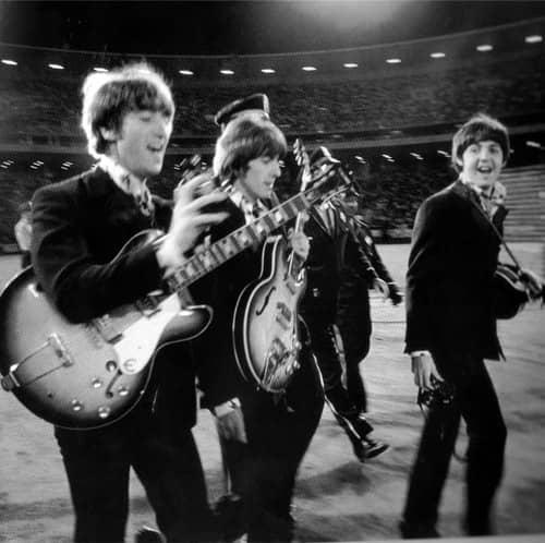 The Beatles Polska: Ostatni koncert Beatlesów - Candlestick Park, 29 sierpnia 1966