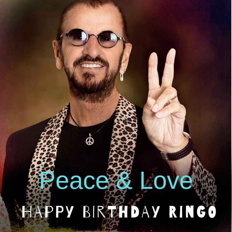The Beatles Polska: 79. urodziny Ringo Starra