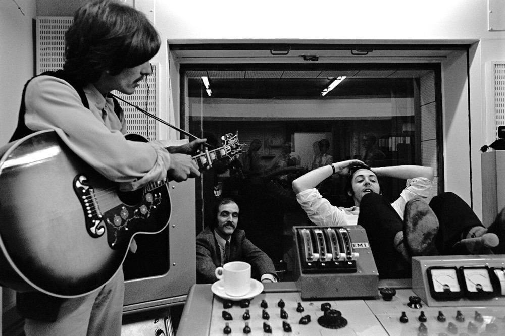 The Beatles Polska: Nagrywanie While My Guitar Gently Weeps