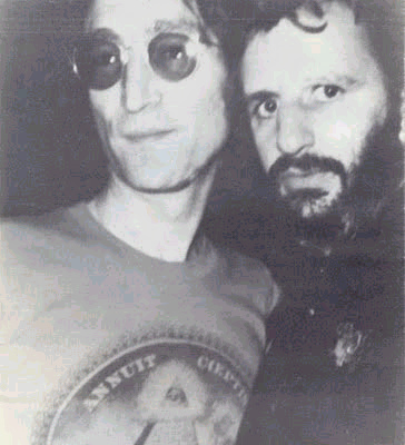 The Beatles Polska: Ostatnie spotkanie Ringo Starra i Johna Lennona