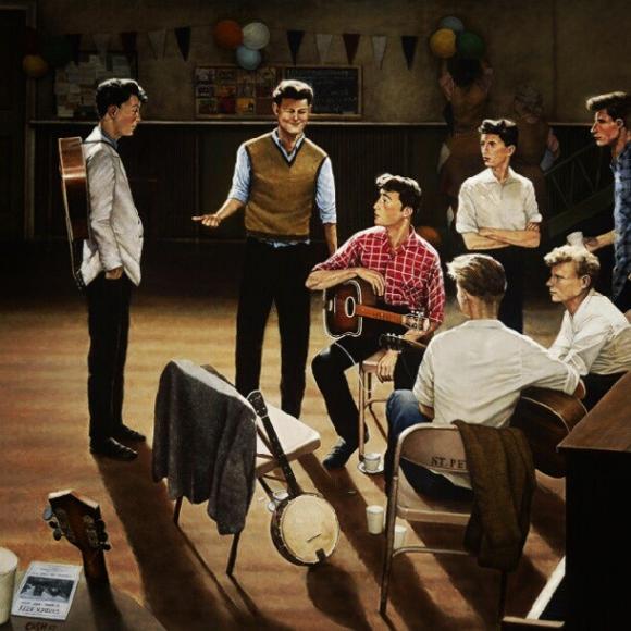 The Beatles Polska: Paul McCartney Audition - czyli jak John przyjmował Paula do zespołu.