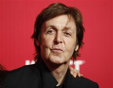 The Beatles Polska: Francuska Wikipedia zapowiada wydanie nowego singla Paula McCartneya w najbliższy poniedziałek