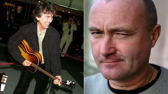 The Beatles Polska: Jak George Harrison zażartował sobie z Phila Collinsa