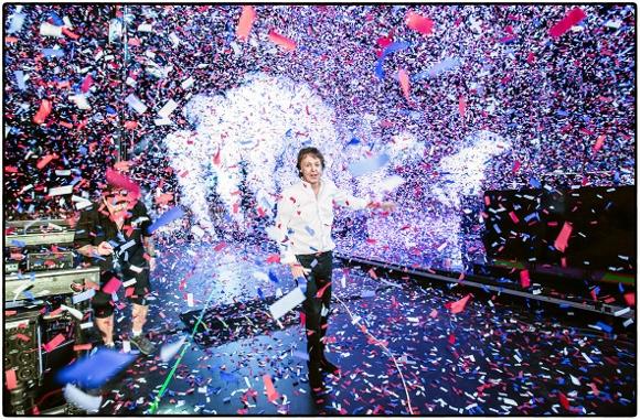 The Beatles Polska:  Paul McCartney składa noworoczne życzenia i zapowiada trasę koncertową po Japonii