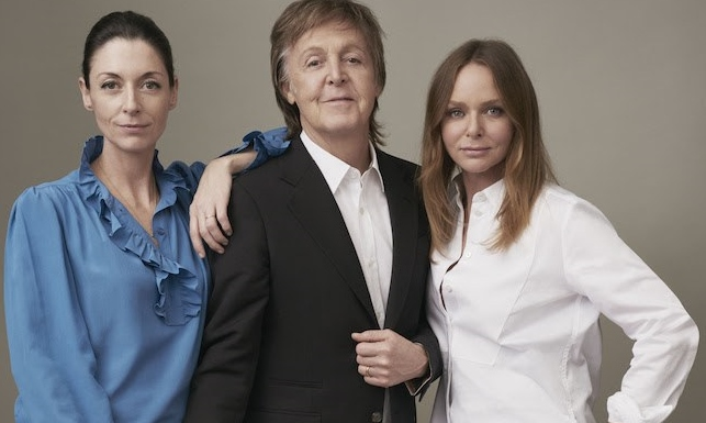 "The Beatles Polska: Paul McCartney wraz z córkami wystąpił w dokumencie ""One Day A Week"""