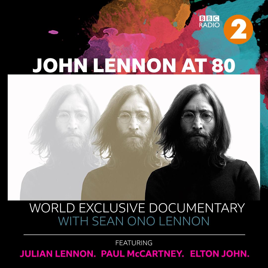 """The Beatles Polska: Sean Lennon poprowadzi audycję radiową """" John Lennon At 80"""""""