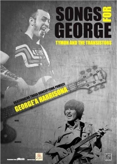 The Beatles Polska: Songs For George - Tymański w 10 rocznicę śmierci Harrisona