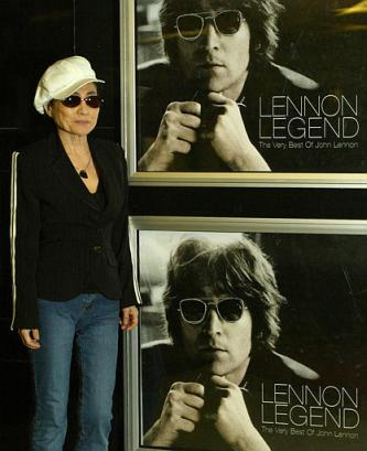 The Beatles Polska: Premiera Lennon Legend DVD.
