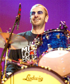 "The Beatles Polska: Koncertówka Ringo - ""Ringo Starr & His All-Starr Band - Tour 2003"""