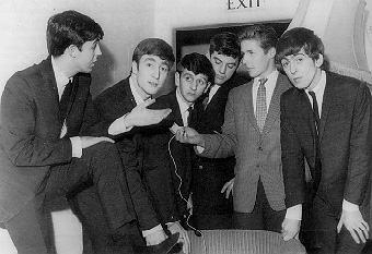 The Beatles Polska: Pierwszy radiowy wywiad Beatlesów.